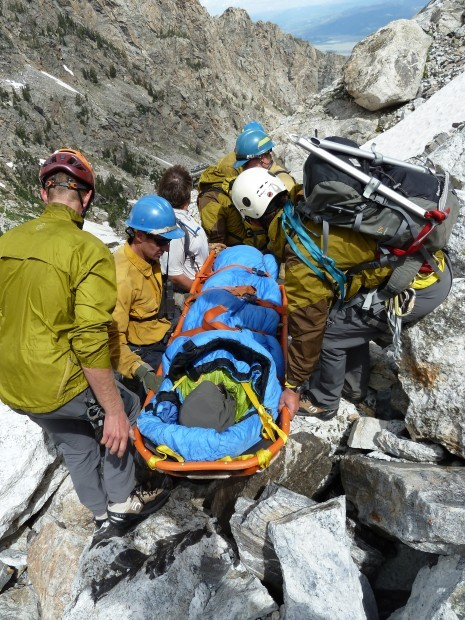 Teton Rescues