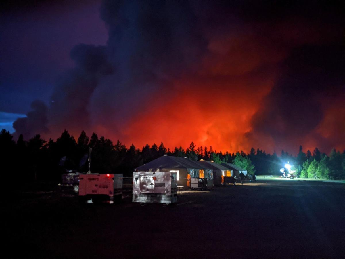 Mullen Fire