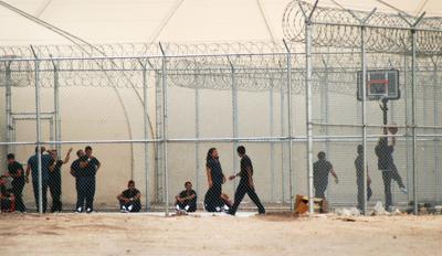 Immigration Prison
