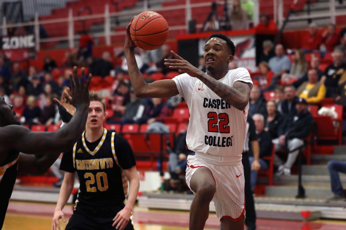 Casper College Boys Basketball