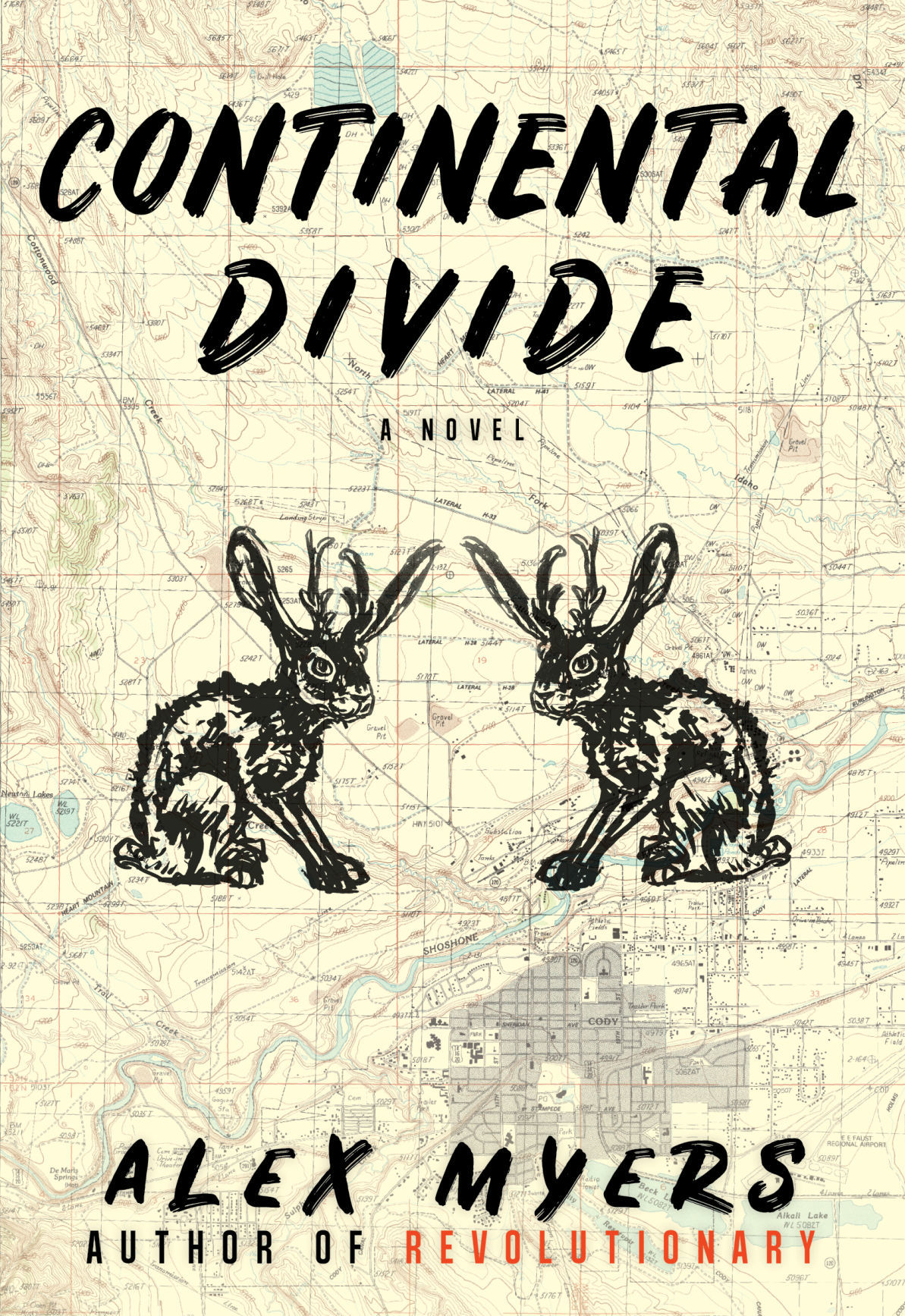 'Continental Divide' book cover