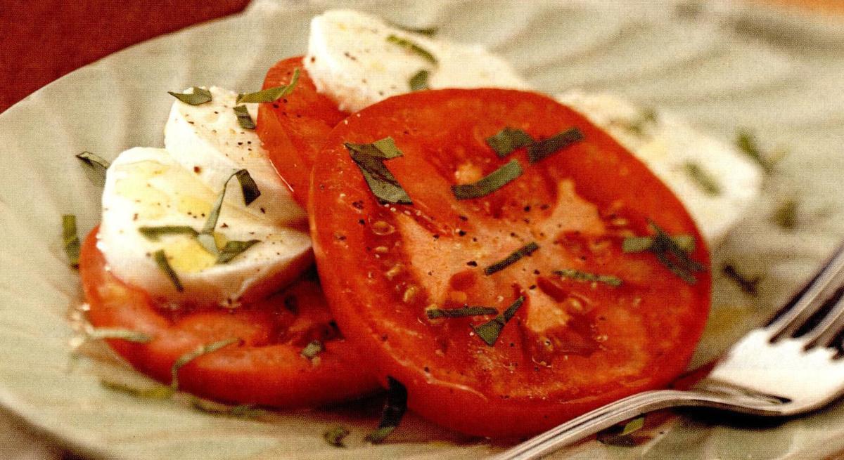 Fresh Mozzarella Tomato Salad