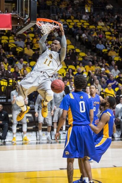 Wyoming vs. San Jose State Men's Basketball