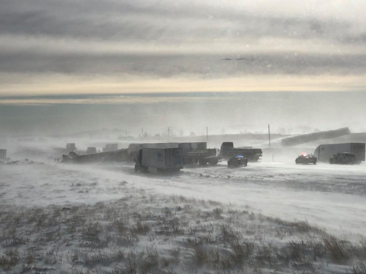 Interstate 80 crash