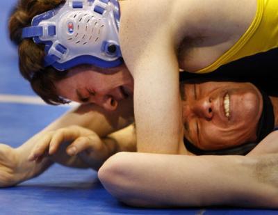 2014 State Wrestling Quarterfinals