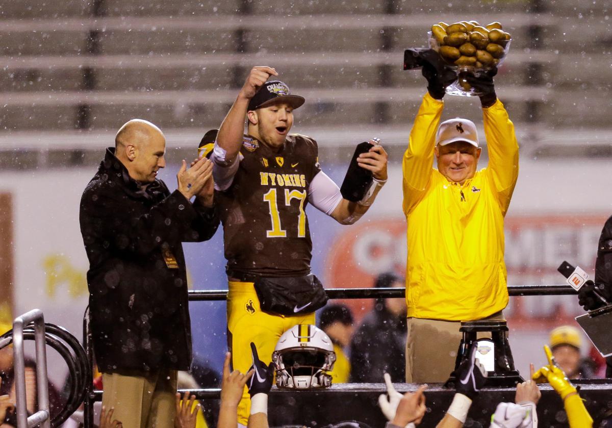 CMU vs. Wyoming - Famous Idaho Potato Bowl