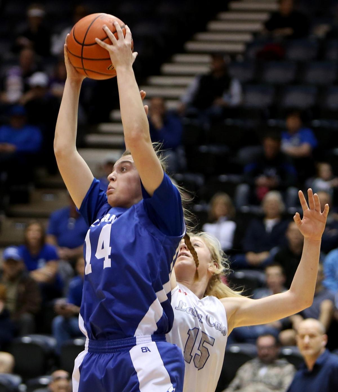 3A/4A State Basketball, Thursday (copy)