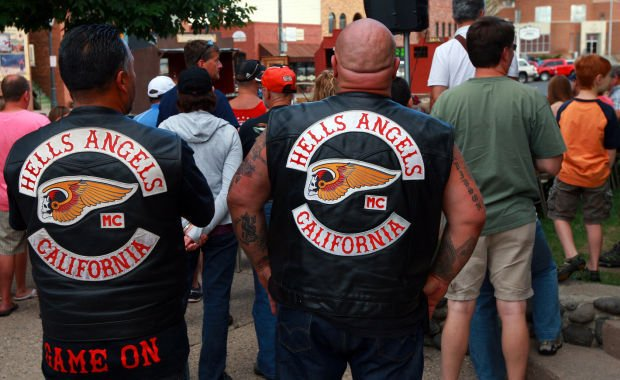 Gallery Hells Angels In Cody