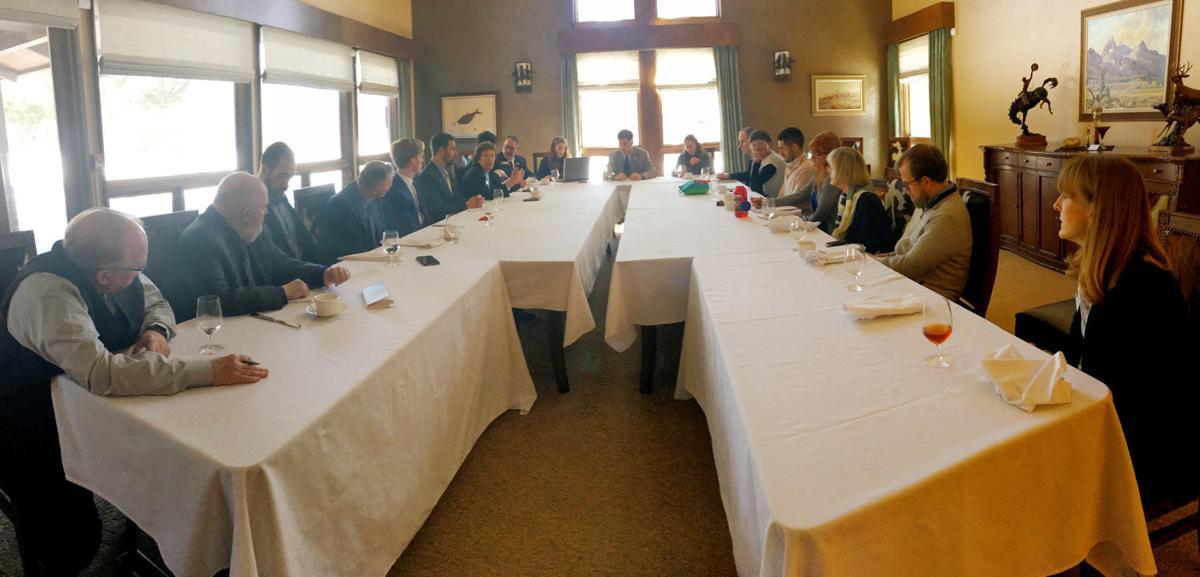 Transparency meeting