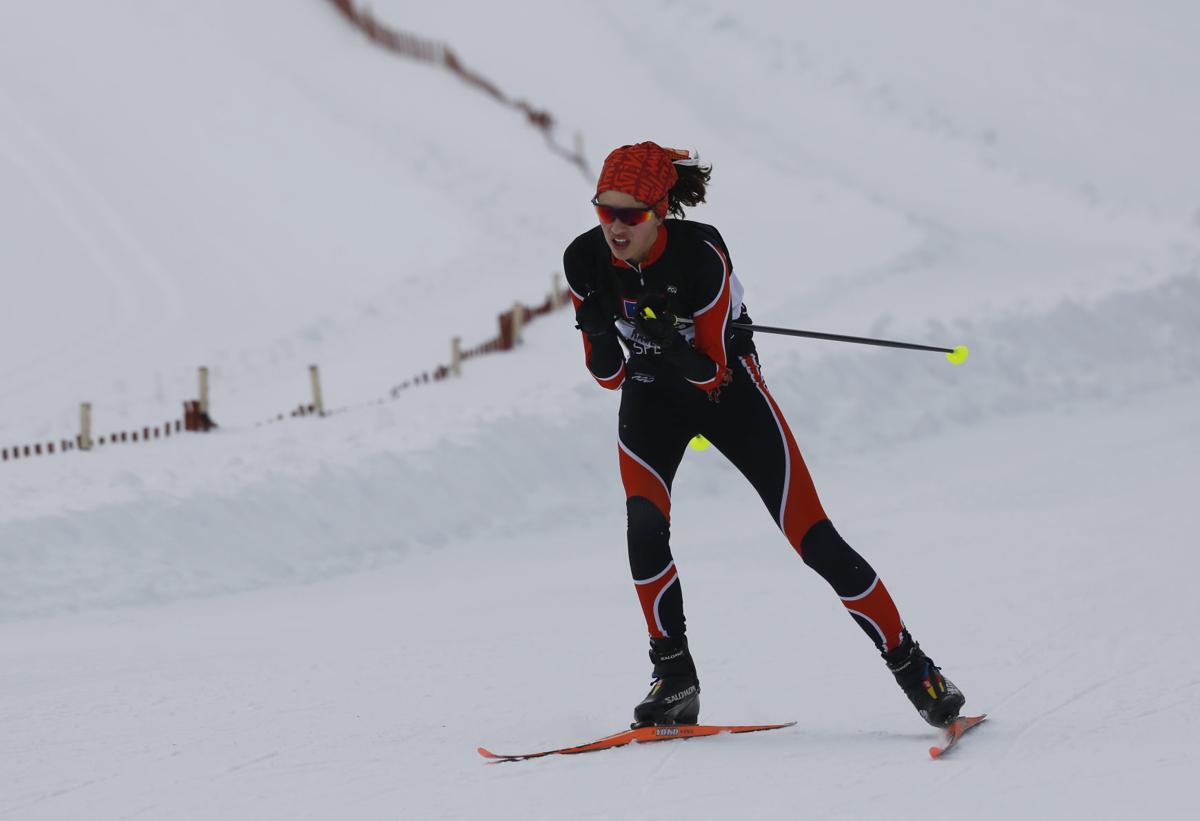 USSA Nordic Skiing