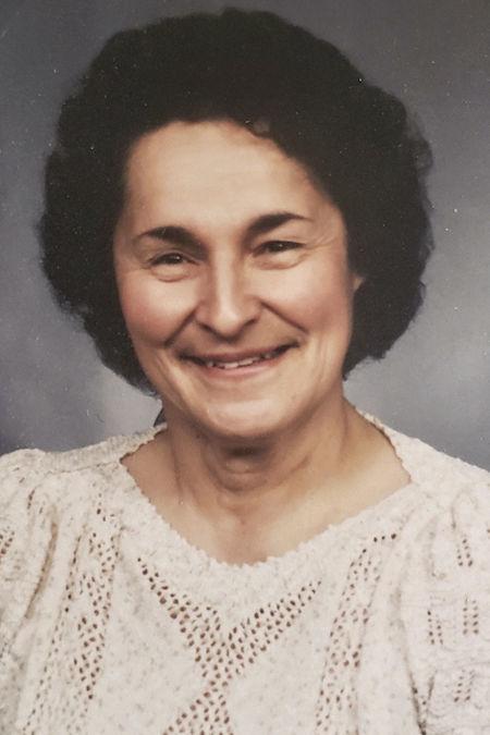 Marie D. Robertson
