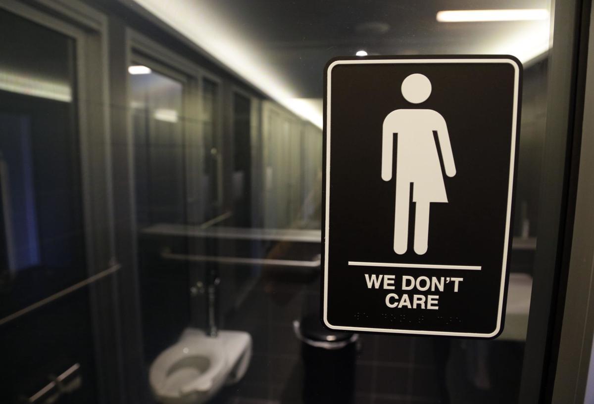 Transgender restroom debate