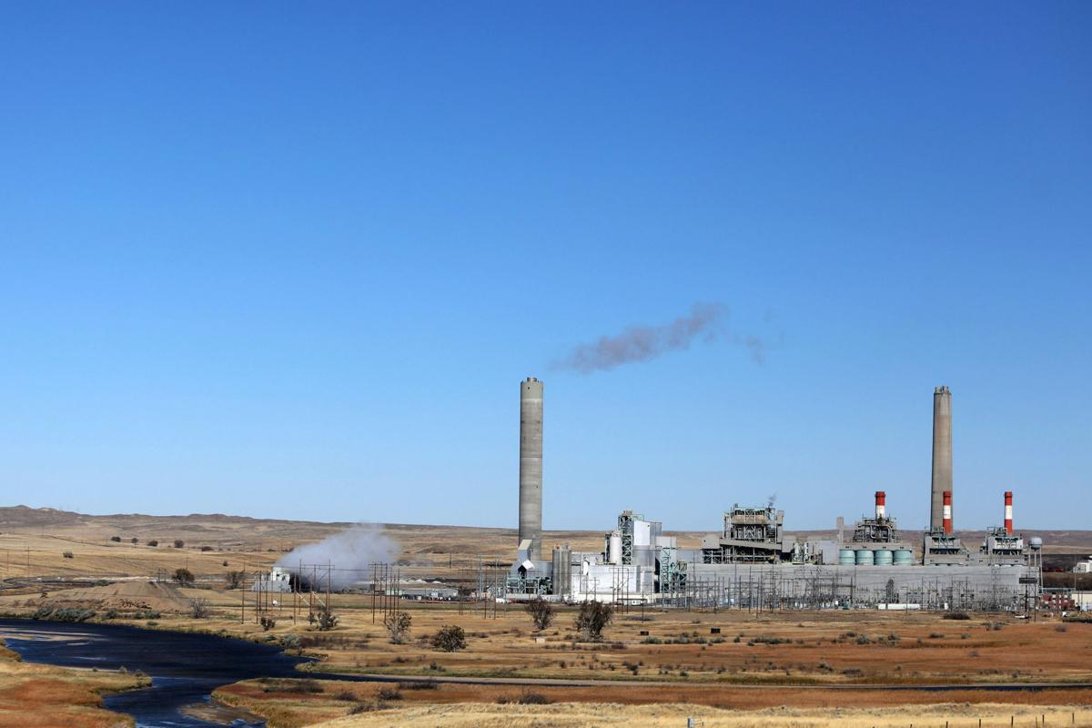 Dave Johnston Power Plant