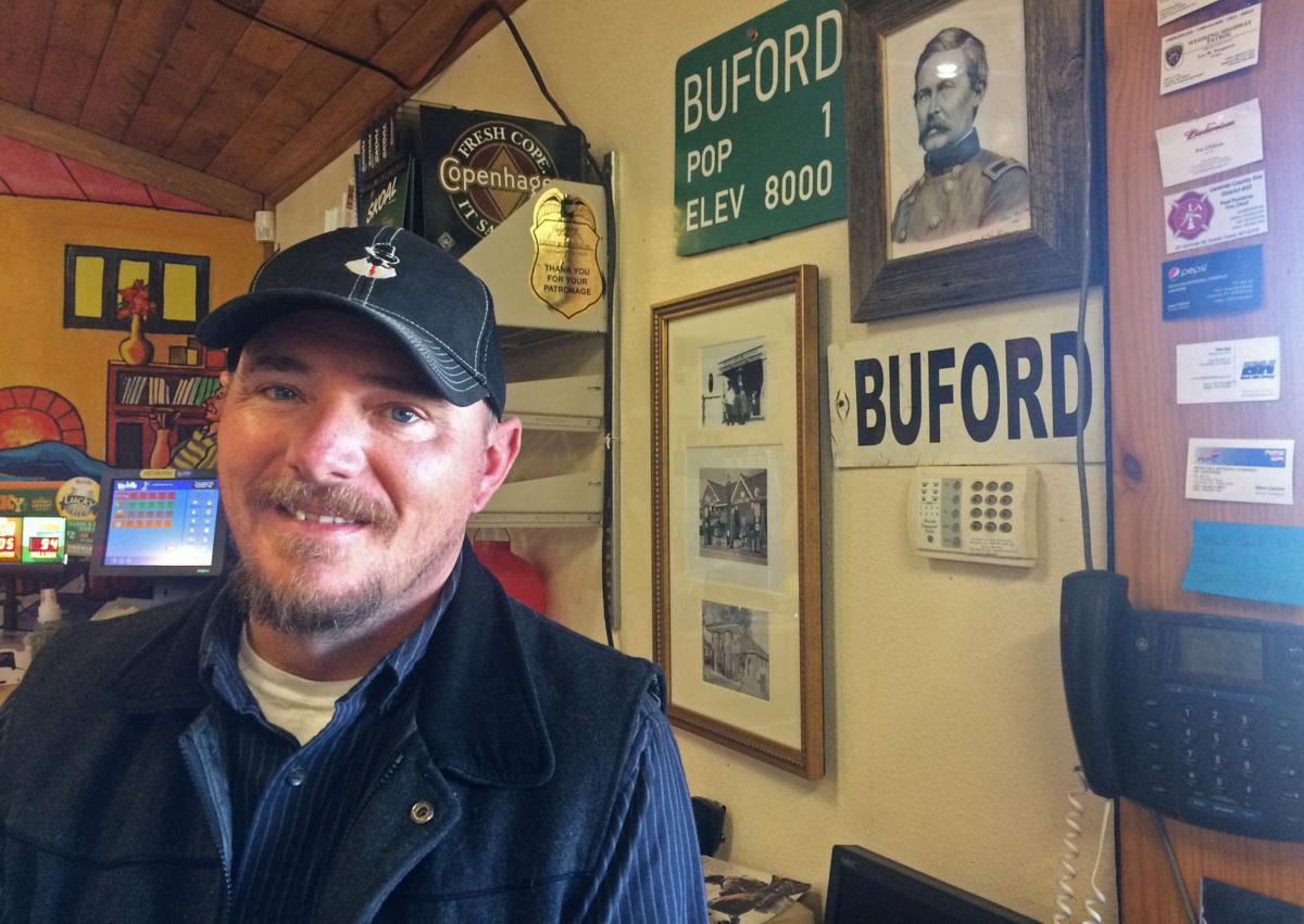 Buford town manager
