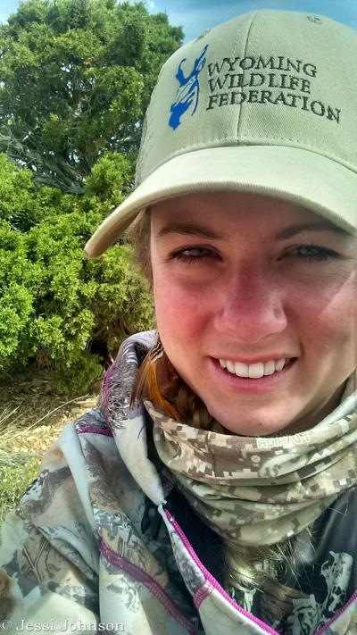 Jessi Johnson, Wyoming Wildlife Federation