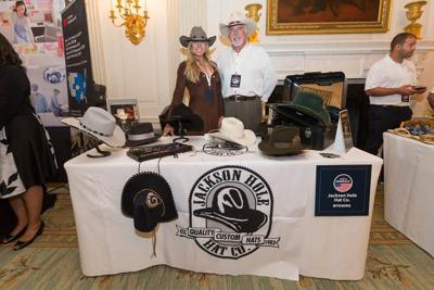 Wyoming business attends Made in America product showcase at