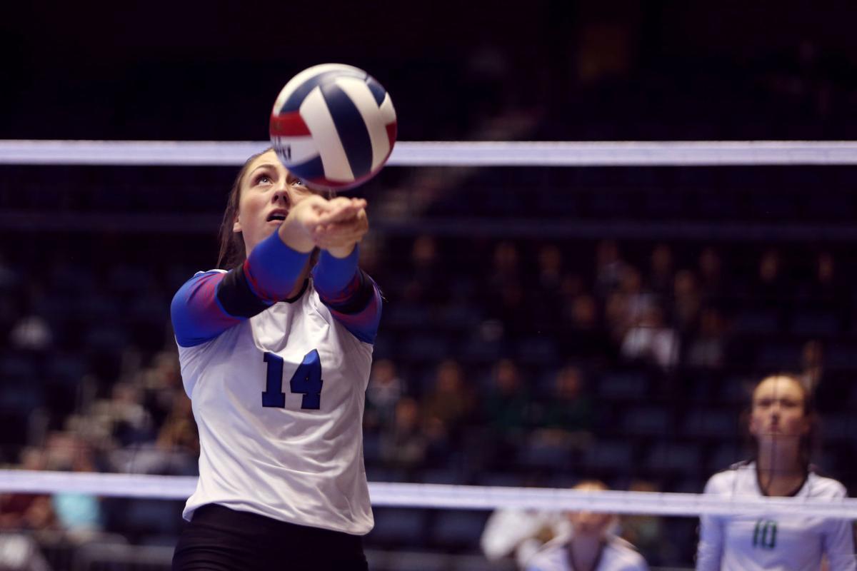 State Volleyball douglas