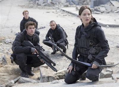 'Hunger Games' beats 'Good Dinosaur,' 'Creed' at box office