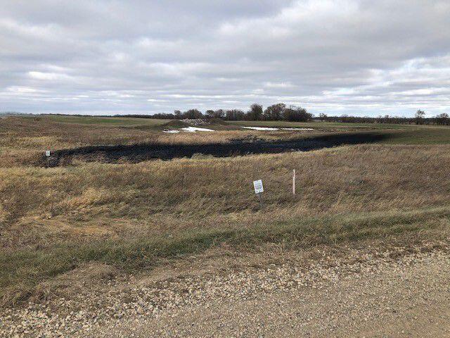 Keystone Pipeline Leak