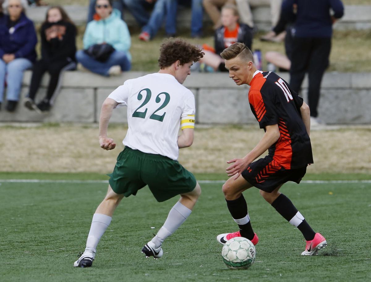 KW vs. NC Boys Soccer