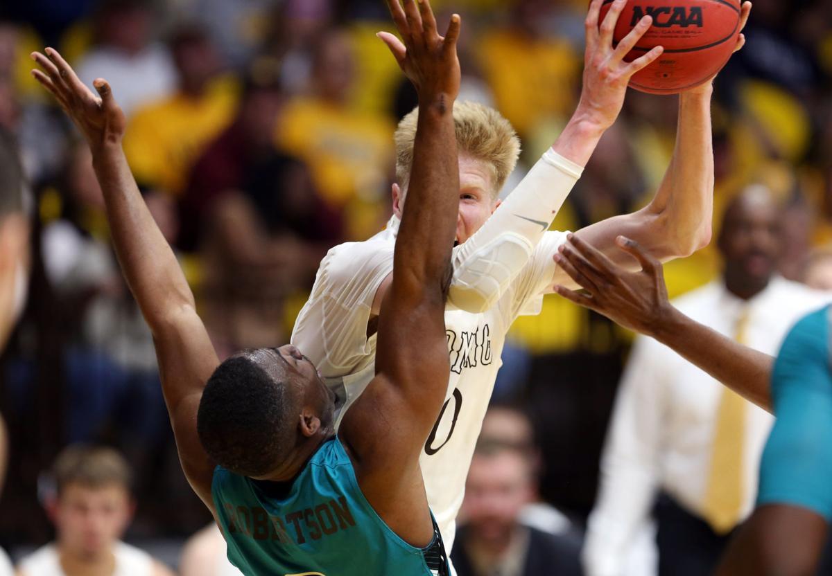 UW vs. Coastal Carolina Men's Basketball