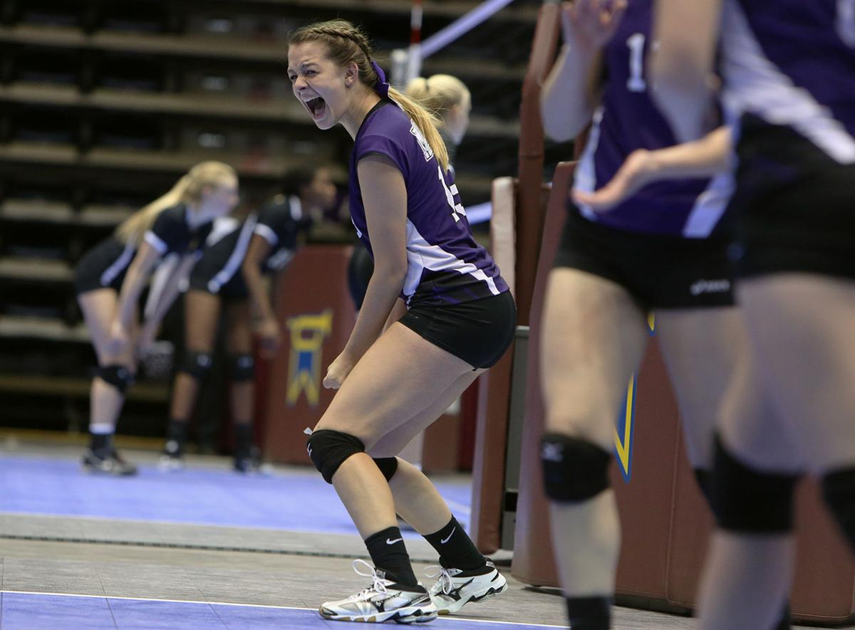 State Volleyball, Thursday