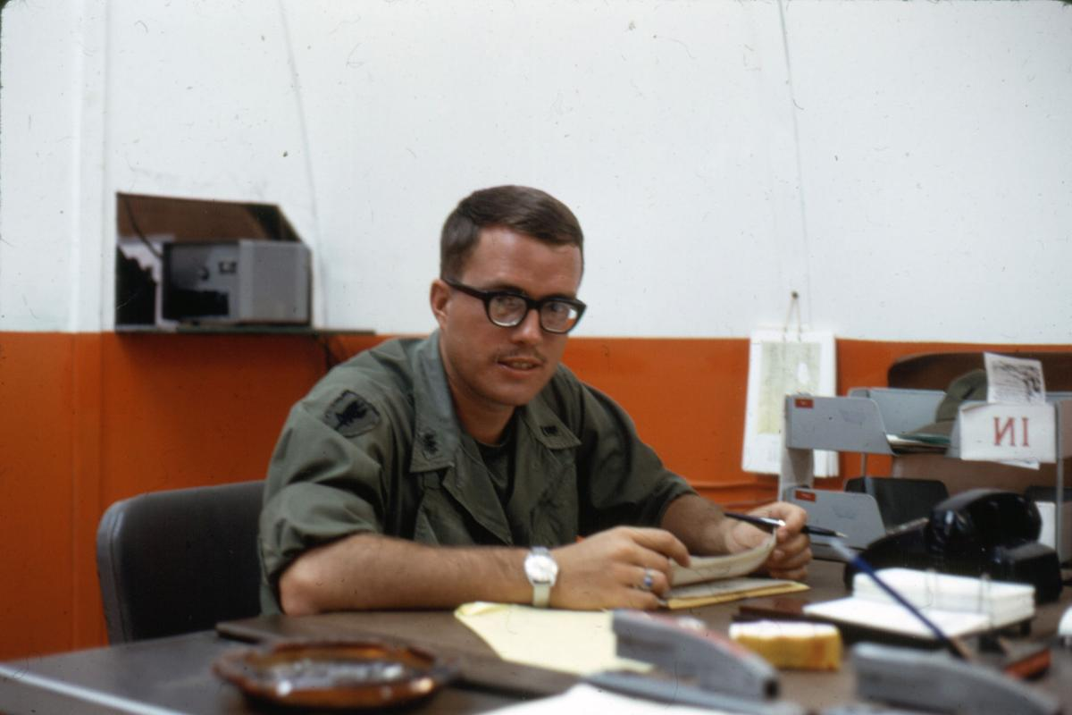 George Bryce Vietnam, 1 of 3