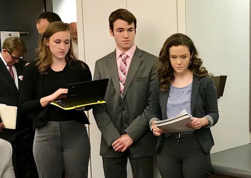 Riverton Students