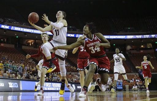 Ryan leads Arizona State over Nebraska 73-62 in women's NCAA