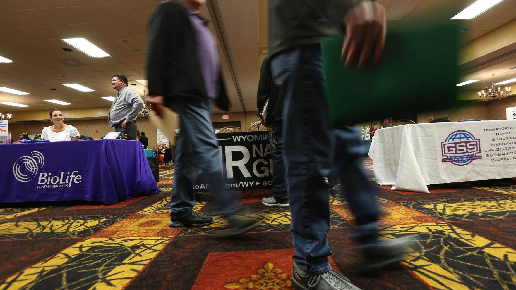 One in five Wyoming unemployment insurance seekers don't live in ...