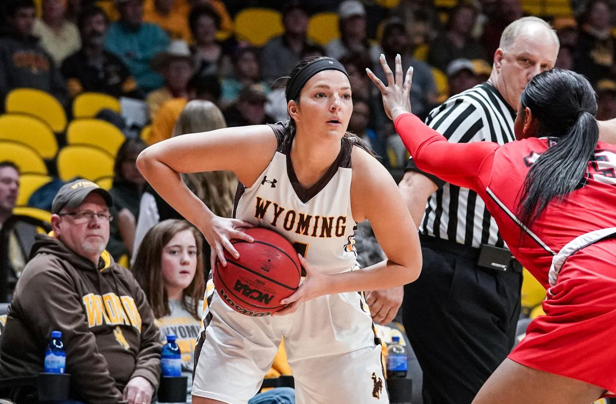 NCAA Women's Basketball: Wyoming vs UNLV