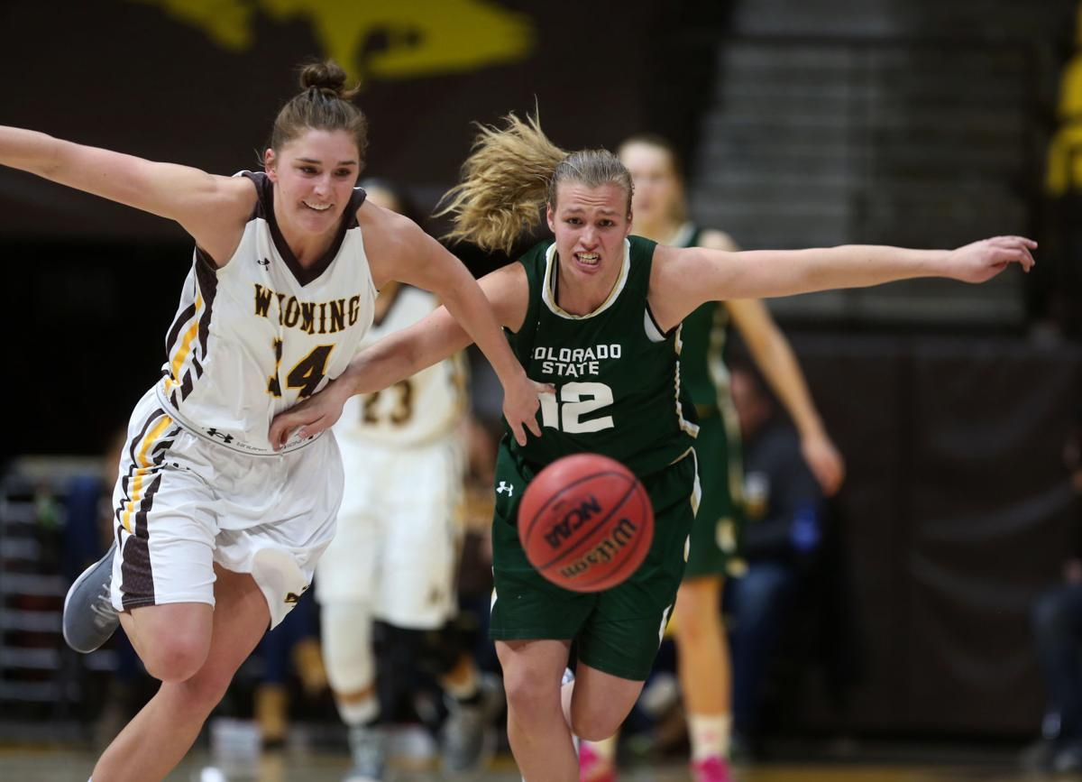 UW vs. CSU Women's Basketball