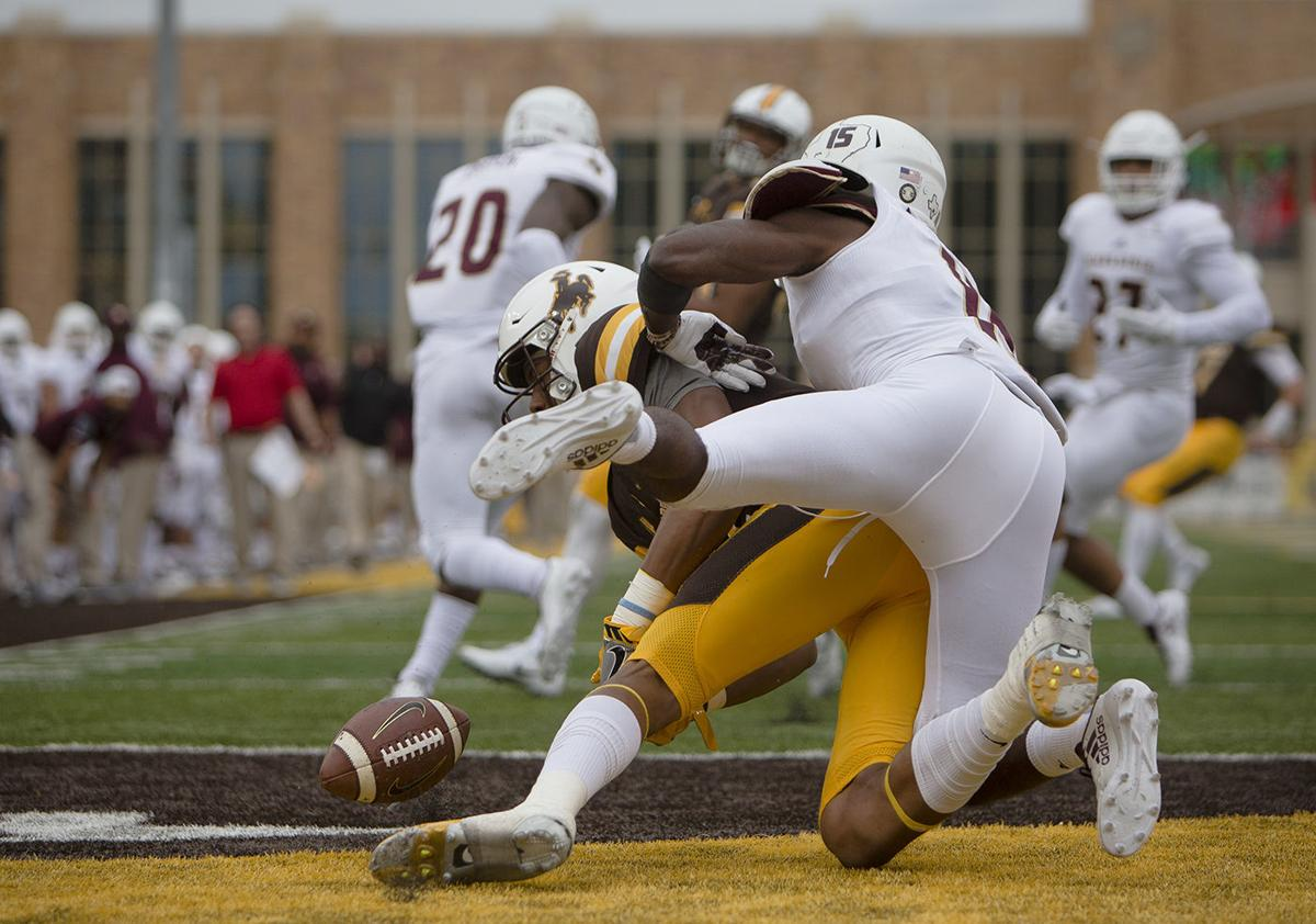 After Scrimmage Wyoming Football Starting To Make Depth Chart Decisions