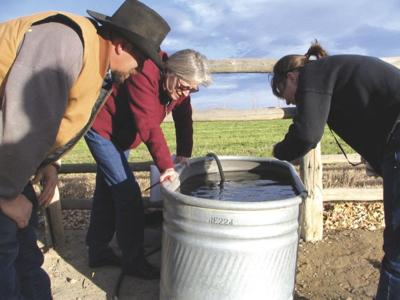 EPA warns Pavillion, Wyoming-area residents of contaminated water wells