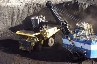 Coal mining royalties