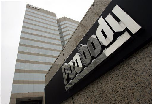 Peabody, largest US coal miner, seeks bankruptcy protection