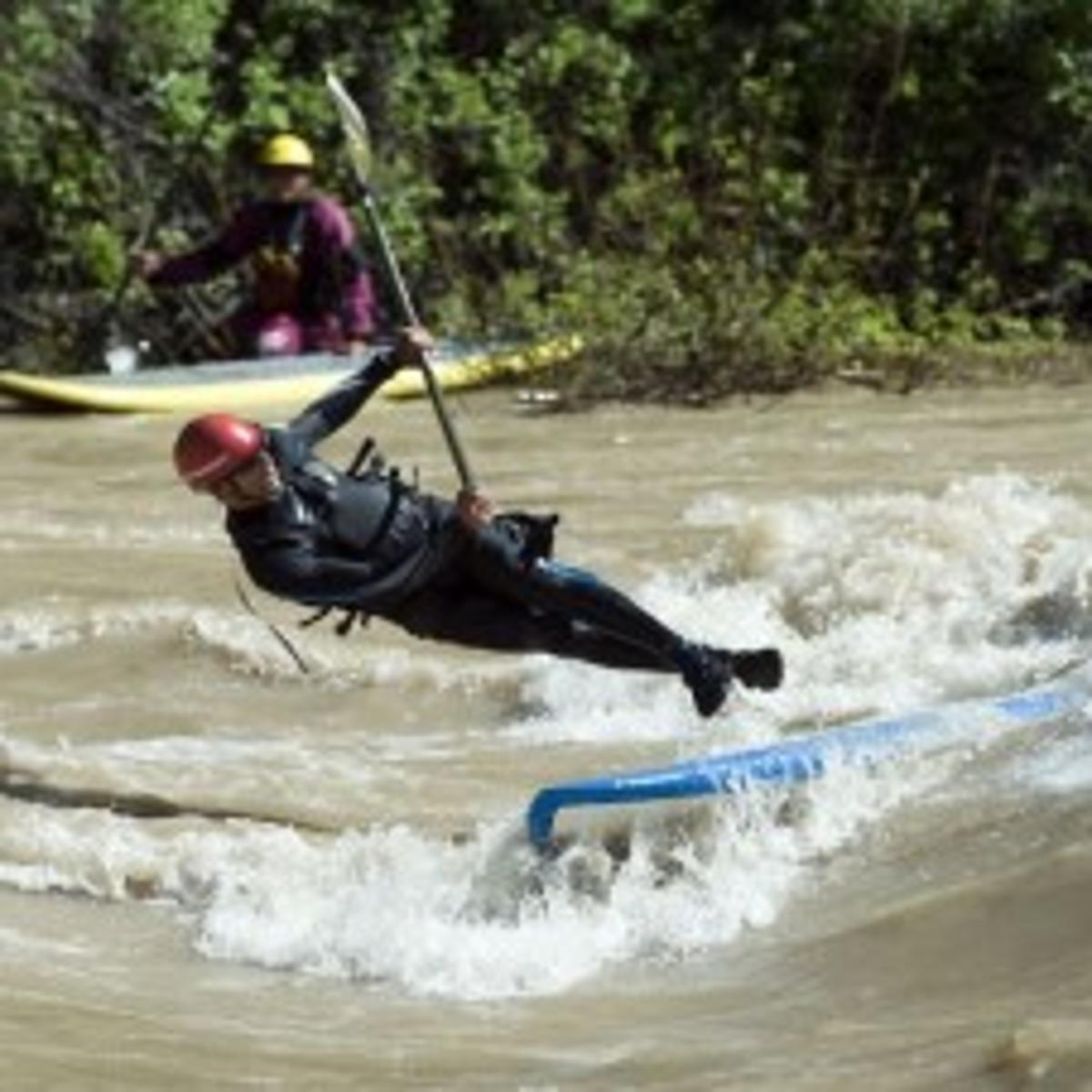 Stand Up Paddle Boarding Gains Fans In Wyoming Wyoming News Trib Com