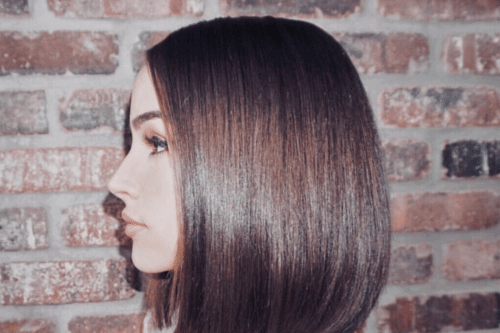 Glass Hair Is A Major Hairstyle Trend Right Now Simplemost Trib
