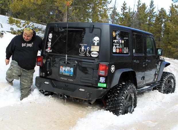Cheyenne 4 Wheel Drive Club Emphasize Proper Use Of Public Lands And  Practice U0027tread Lightlyu0027