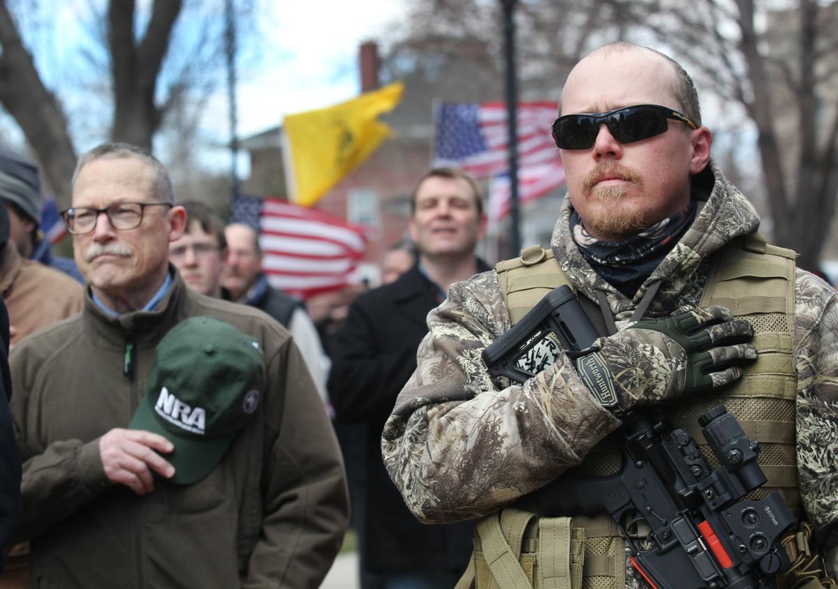 Cheyenne gun rally