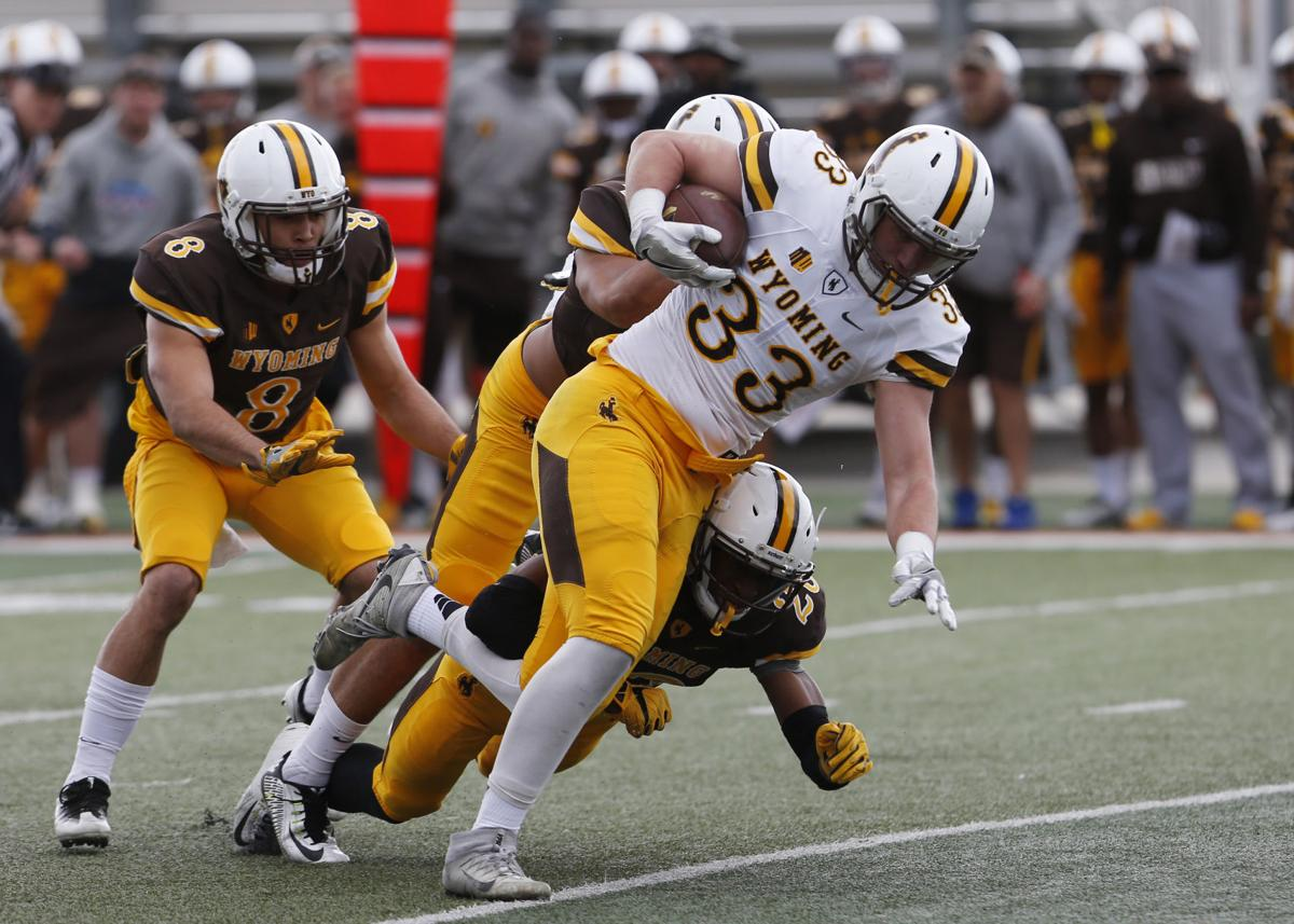 Wyoming Football Releases Post Spring Depth Chart