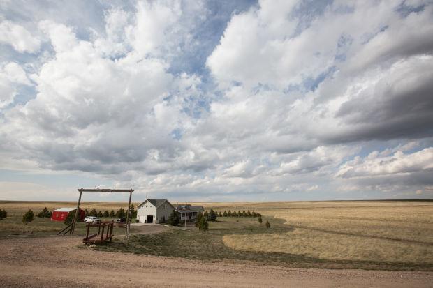 Development East of Cheyenne