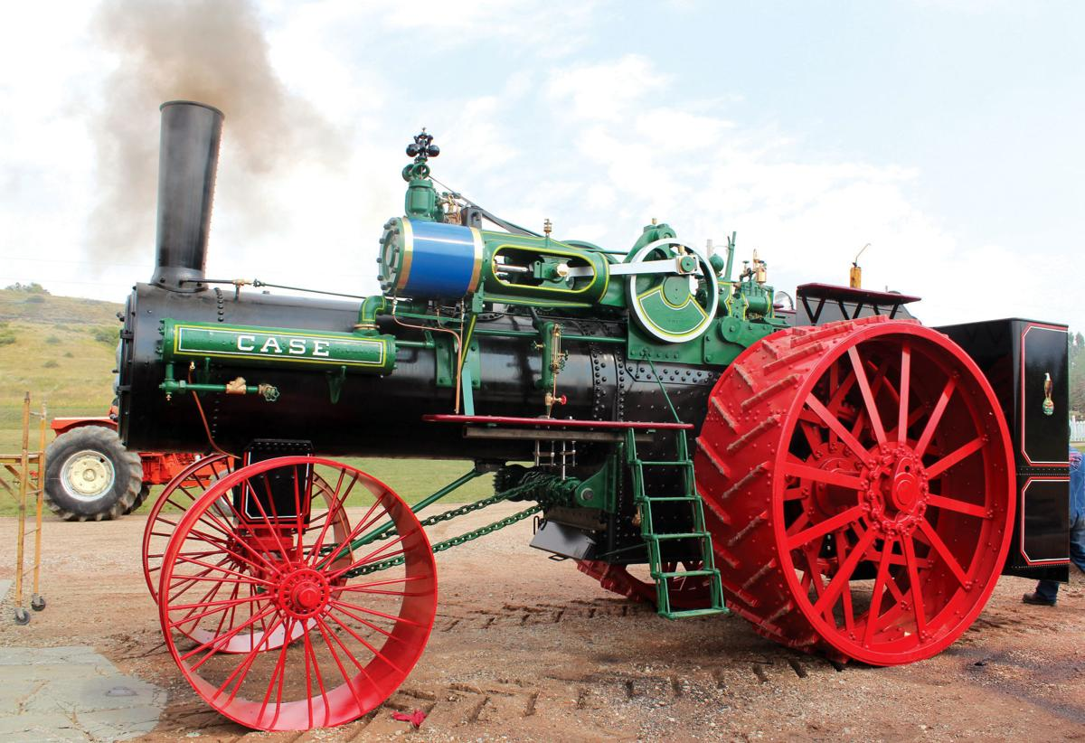 Sheridan man builds replica of world\'s largest steam tractor ...