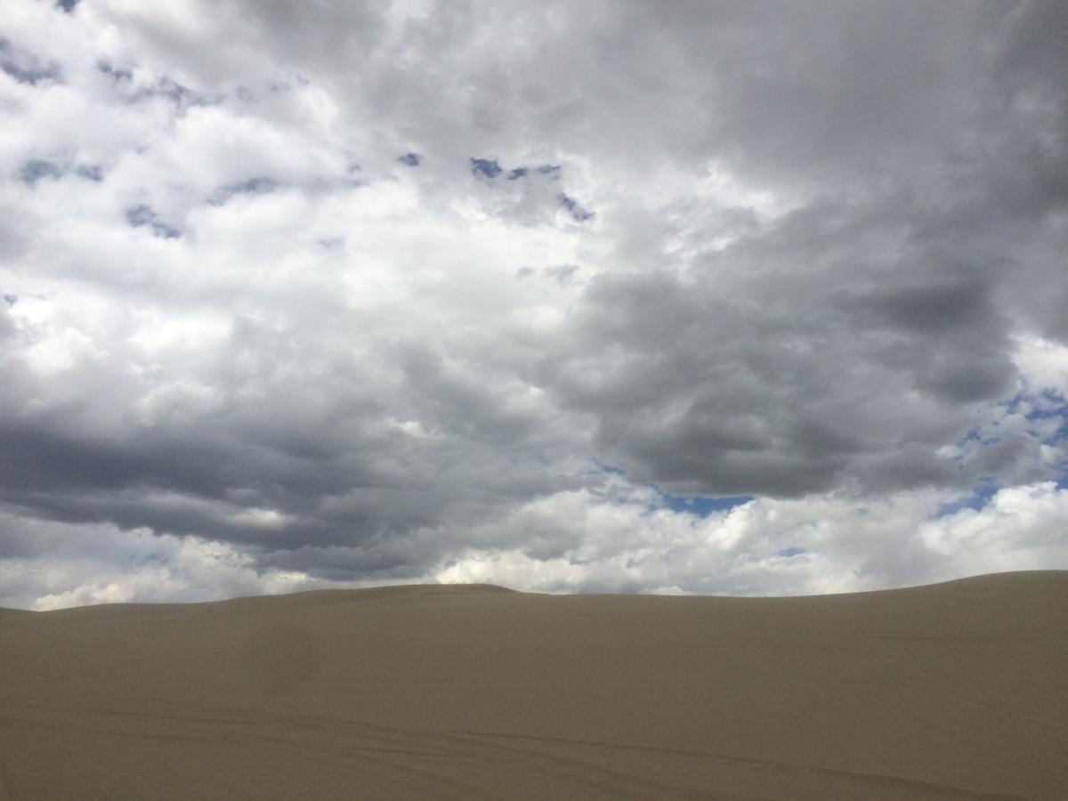 Kilpecker Sand Dunes