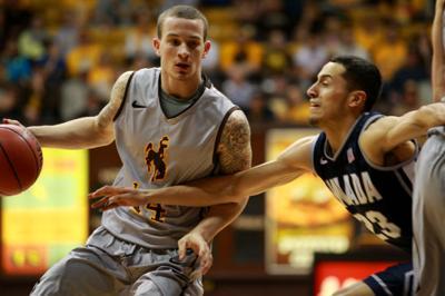 Wyoming Nevada Men's Basketball