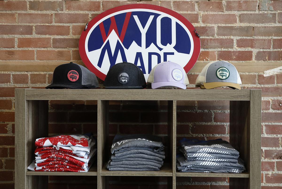 Bighorn Design Studio brings variety of Wyoming apparel to downtown