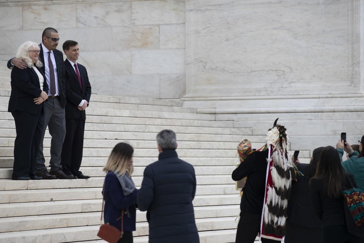 Supreme Court Crow Tribe Hunting