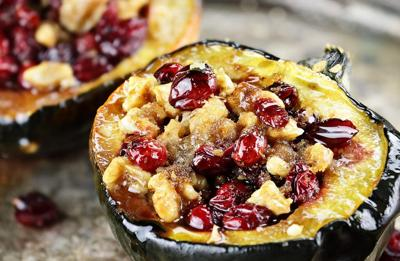 Recipe of the Day: Stuffed Acorn Squash
