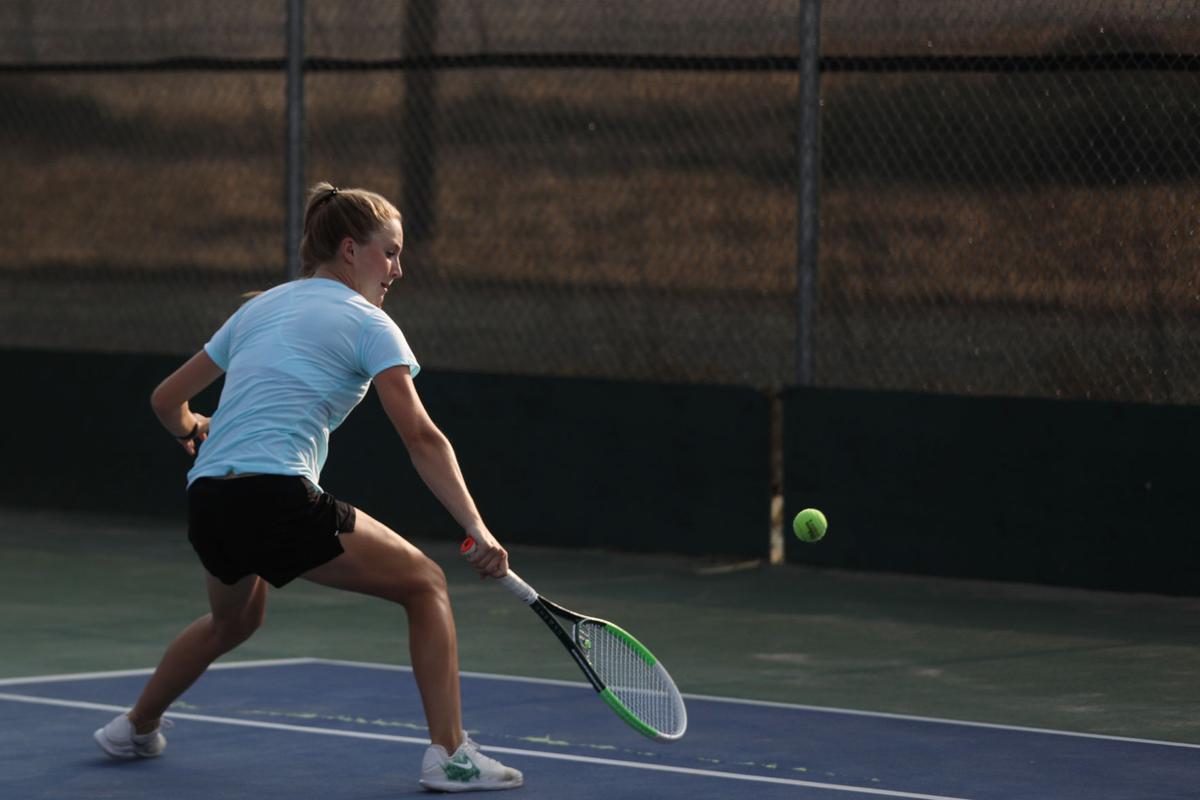 KW Tennis Practice