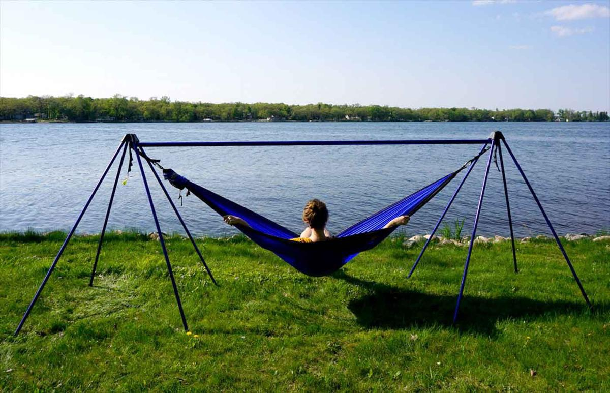 The Gear Junkie Take Your Hammock Anywhere Open
